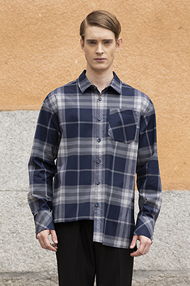 M4021 Jacob check shirt