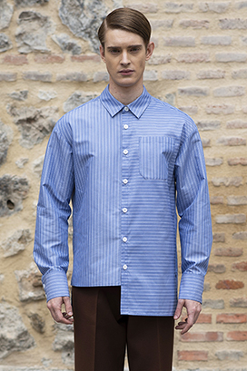 M4011 Hansson stripe shirt